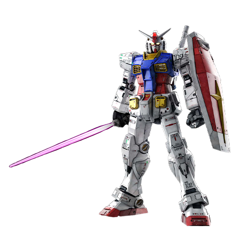 Bandai RX-78-2 Gundam PG Unleashed Model Kit