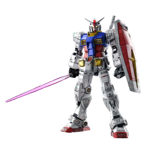 RX-78-2 Gundam PG Unleashed Model Kit