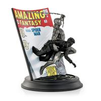 Gallery Image of Spider-Man Amazing Fantasy #15 (Satin) Pewter Collectible