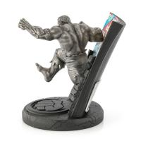 Gallery Image of The Hulk Classic Cover (Satin) Pewter Collectible