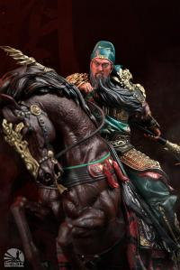 Gallery Image of Three Kingdoms Generals Guan Yu Statue