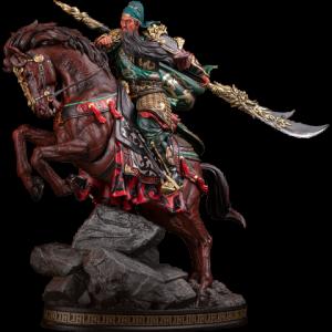 Three Kingdoms Generals Guan Yu Statue