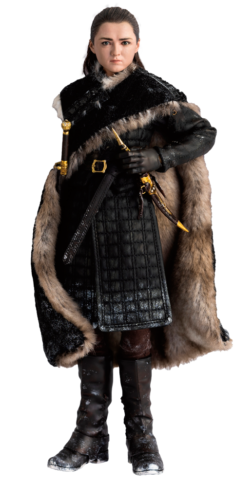 Threezero Arya Stark (Season 8) Sixth Scale Figure