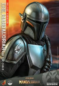 Gallery Image of The Mandalorian™ and The Child (Deluxe) Collectible Set