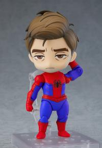 Gallery Image of Peter Parker: Spider-Verse Version DX Nendoroid Collectible Figure