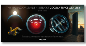 The Making of Stanley Kubrick's '2001: A Space Odyssey' Book