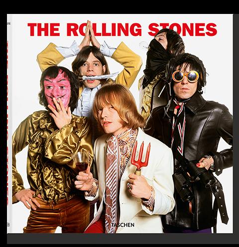 TASCHEN The Rolling Stones Book