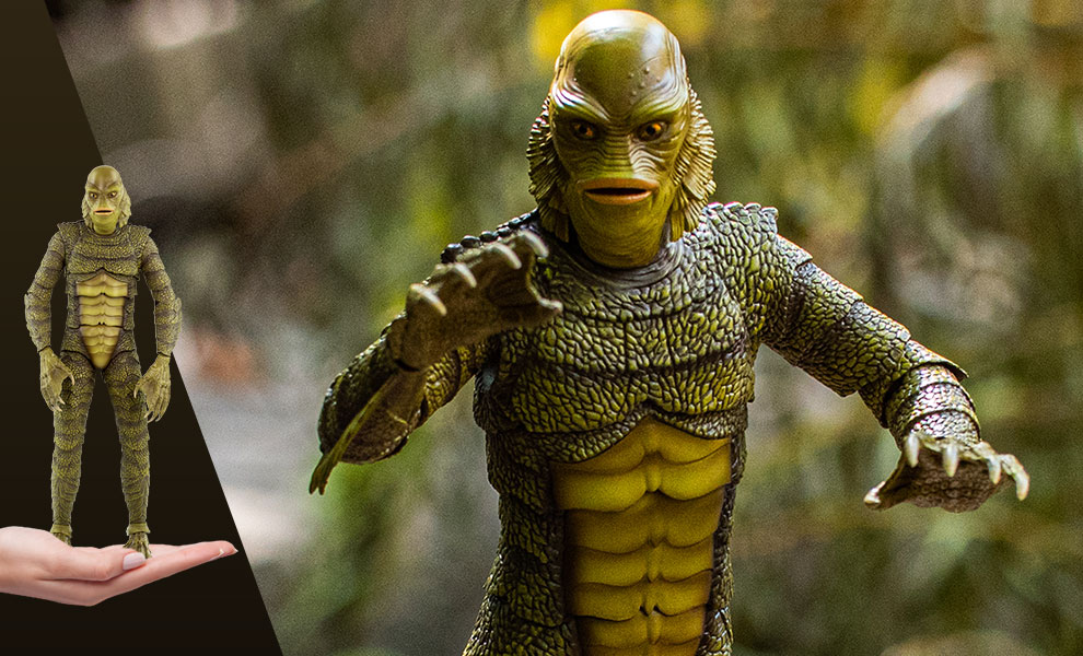 Gallery Feature Image of Creature from the Black Lagoon Sixth Scale Figure - Click to open image gallery