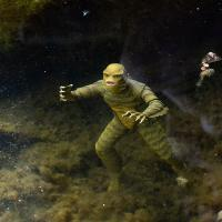 Gallery Image of Creature from the Black Lagoon Sixth Scale Figure