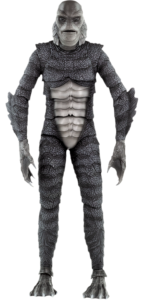Mondo Creature from the Black Lagoon (Silver Screen Variant) Sixth Scale Figure
