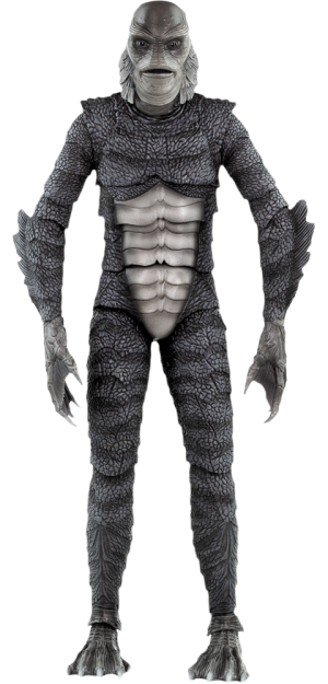 Creature from the Black Lagoon (Silver Screen Variant) Sixth Scale Figure
