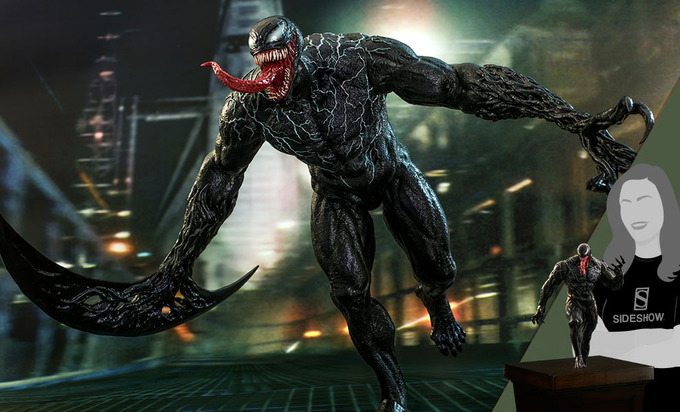 Gallery Feature Image of Venom Sixth Scale Figure - Click to open image gallery