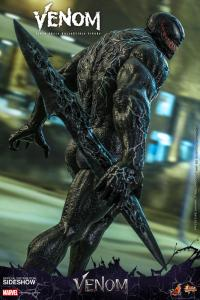 Gallery Image of Venom Sixth Scale Figure