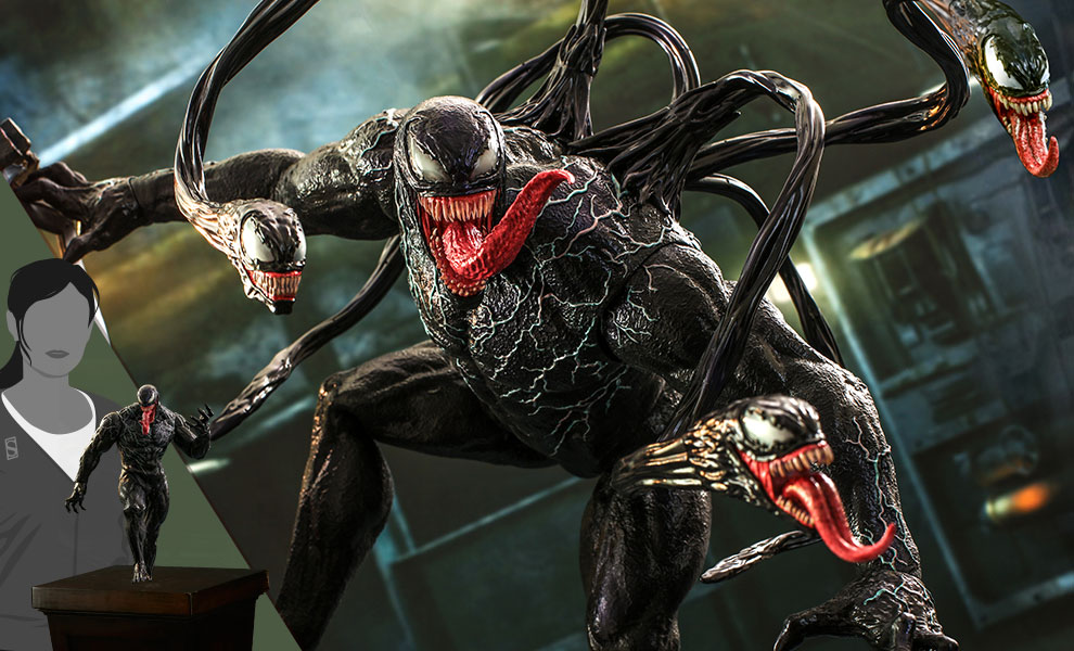 Gallery Feature Image of Venom (Special Edition) Sixth Scale Figure - Click to open image gallery