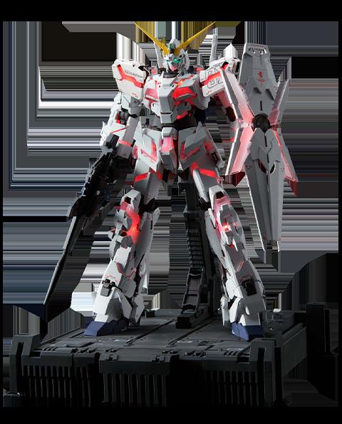 Bandai Unicorn Gundam (Ver.Ka) Collectible Figure