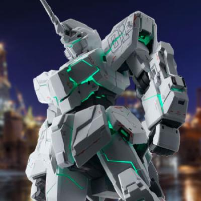 Unicorn Gundam (Ver.KA) Figure BANDAI
