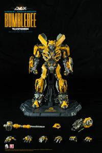 Gallery Image of Bumblebee DLX Collectible Figure