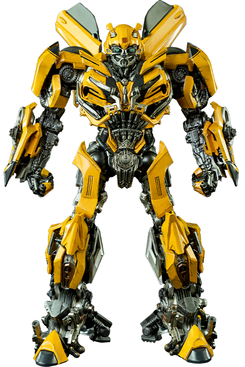 Threezero Bumblebee DLX Collectible Figure