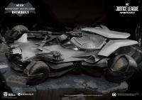 Gallery Image of Justice League Batmobile Diorama