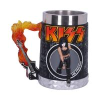 Gallery Image of KISS Flame Range The Starchild Tankard Collectible Drinkware