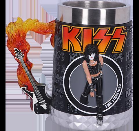 Nemesis Now KISS Flame Range The Starchild Tankard Collectible Drinkware