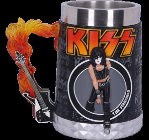 KISS Flame Range The Starchild Tankard Collectible Drinkware