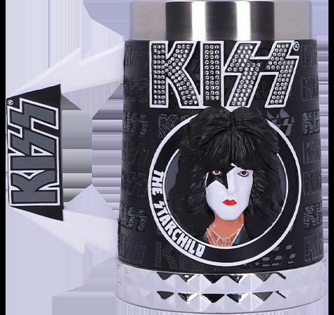 Nemesis Now KISS Glam Range The Starchild Tankard Collectible Drinkware