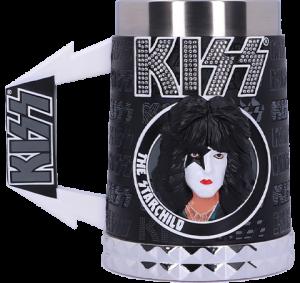 KISS Glam Range The Starchild Tankard Collectible Drinkware
