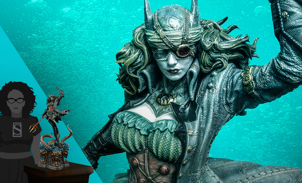 Gallery Feature Image of The Drowned Statue - Click to open image gallery