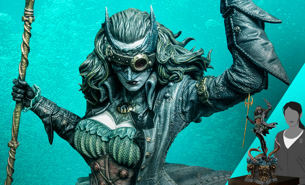 Gallery Feature Image of The Drowned (Deluxe Version) Statue - Click to open image gallery