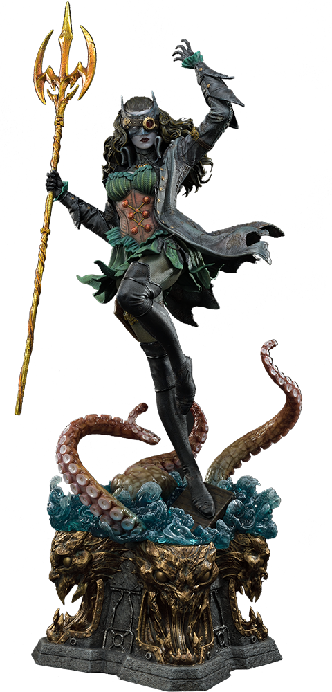 Prime 1 Studio The Drowned (Deluxe Version) Statue