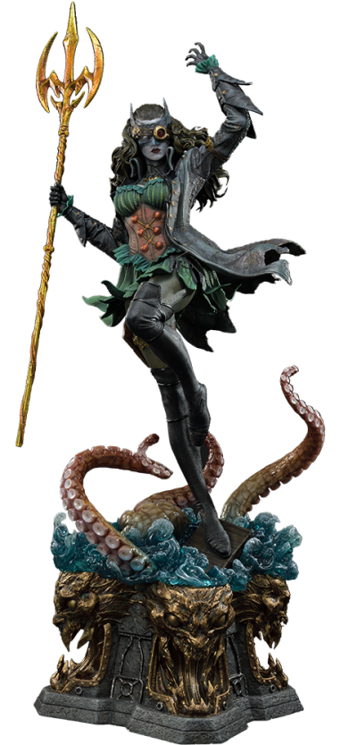The Drowned (Deluxe Version) Statue