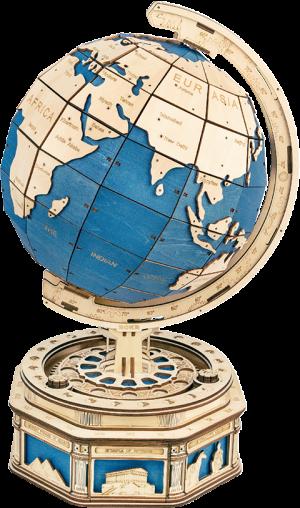 The Globe Puzzle