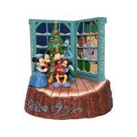 Gallery Image of Mickey's Christmas Carol Figurine