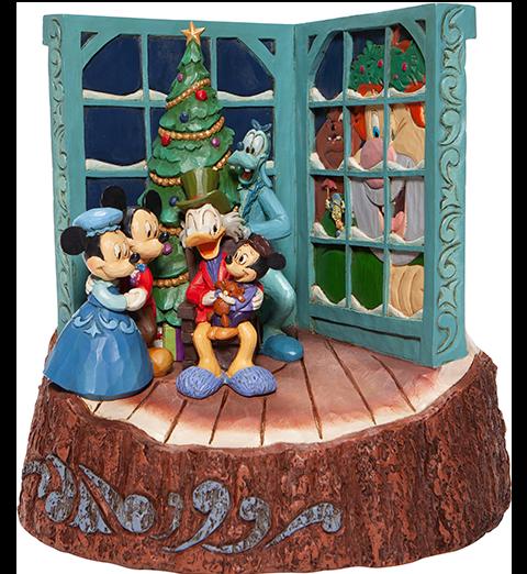 Enesco, LLC Mickey's Christmas Carol Figurine