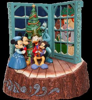 Mickey's Christmas Carol Figurine