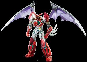 ROBO-DOU Shin Getter 1 (Metallic Color Version) Collectible Figure