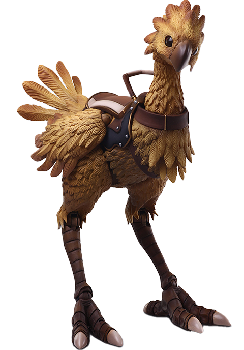 Square Enix Chocobo Action Figure