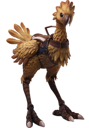 Chocobo Action Figure