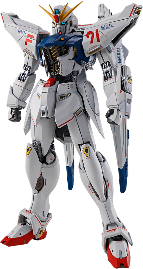 Bandai Gundam Formula 91 (Chronicle White Ver.) Collectible Figure