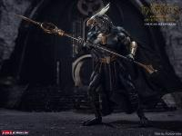Gallery Image of Horus Guardian of Pharaoh (Golden) Sixth Scale Figure