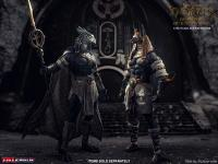 Gallery Image of Horus Guardian of Pharaoh (Silver) Sixth Scale Figure