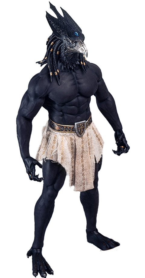 Phicen Horus Guardian of Pharaoh (Silver) Sixth Scale Figure