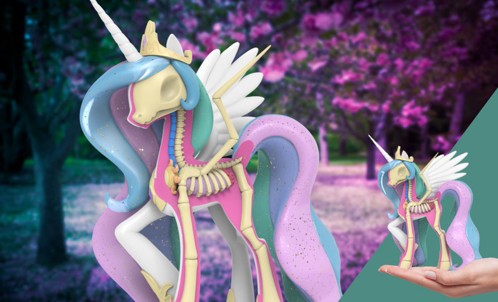 Gallery Feature Image of XXRAY Plus: Princess Celestia Collectible Figure - Click to open image gallery