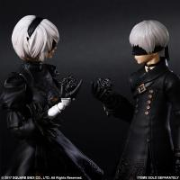 Gallery Image of 9S (YoRHa No.9 Type S) (Deluxe) Action Figure