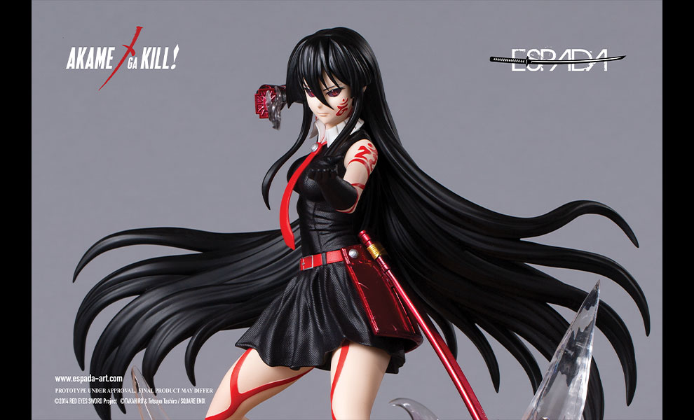 Gallery Feature Image of Akame Statue - Click to open image gallery