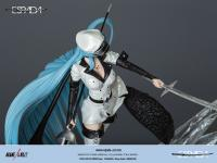 Gallery Image of Esdeath Mixed Media Statue