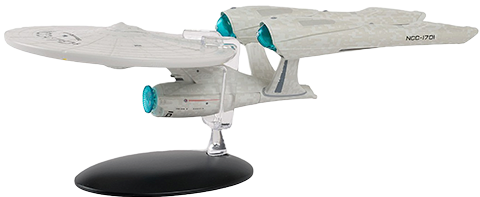 Eaglemoss U.S.S. Enterprise (Star Trek 2009) Model