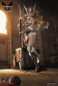 Gallery Image of Tariah the Valkyrie (Silver) Action Figure