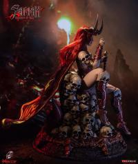 Gallery Image of Sariah the Goddess of War Action Figure